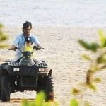 Shah Rukh Khan and AbRam's Goa staycation is EVERYTHING –view pic!