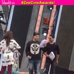 Zee Cine Awards 2016: Karan Johar, Shahid Kapoor PREP UP hours before the big night --view pic!