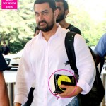 What is Aamir Khan reading these days?