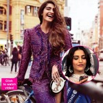 A sneak peek into Sonam Kapoor's cell phone – watch video!