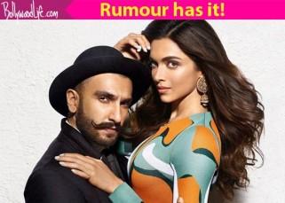 Ranveer Singh to woo Deepika Padukone again in Sanjay Leela Bhansali's next!