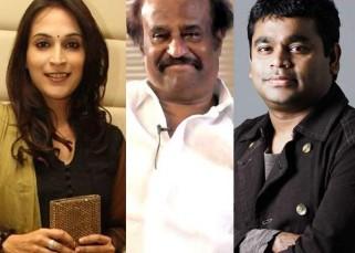 Rajinikanth, Aishwarya Dhanush and AR Rahman come together for a cause!
