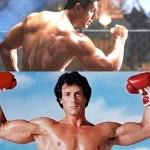 John Abraham inspired by Sylvester Stallone for Rocky Handsome!