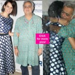 Kangana Ranaut and Aligarh director Hansal Mehta share a BIG hug at the screening of the film - view HQ pics!