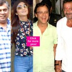 David Dhawan, Shilpa Shetty, Vidhu Vinod Chopra meet Sanjay Dutt after his release from prison - view HQ pics!