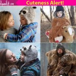 Oscar nominated films, Leonardo DiCaprio's The Revenant, Brei Larson's Room, Matt Damon's The Martian, meet the cuties who just gave you a tribute!