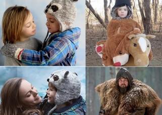 Oscar nominated films, Leonardo DiCaprio's The Revenant, Brei Larson's Room, Matt Damon's The Martian, meet the cuties who just gave you a tribute!