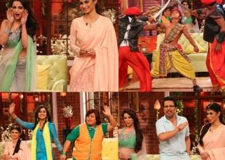 Comedy Night Live: Naagin's Mouni and Adaa, Chakravartin Ashok Samrat's Siddharth and Krishnadasi's Sana bring Krushna's MAD house down!