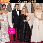 Oscar Awards 2016 Red Carpet: Check out Priyanka Chopra, Leonardo DiCaprio, Lady Gaga adding GLAMOUR to the biggest show on EARTH!
