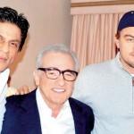 When Shah Rukh Khan met Oscars 2016 winner Leonardo DiCaprio!