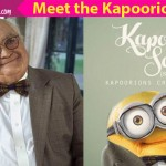 Rishi Kapoor turns a Minion for Kapoor and Sons and it can't get cuter than this!