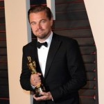 Leonardo DiCaprio forgets his Oscar trophy at an eatery - watch video!