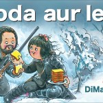 Leonardo DiCaprio gets his first Oscar and Amul's DELICIOUS BUTTERY TREAT!