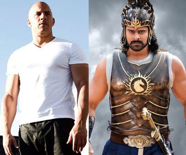 prabhas and rana dagubatti 39 s baahubali 2 to clash with vin diesel 39 s fast and furious 8. Black Bedroom Furniture Sets. Home Design Ideas