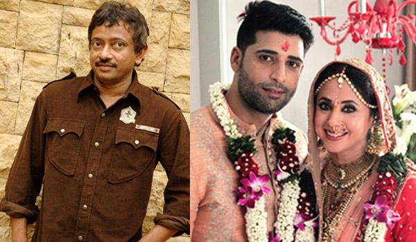 Ram Gopal Varma wishes Urmila Matondkar a RANGEELA married ... Urmila Matondkar Family Photo