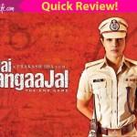 Jai Gangaajal quick movie review: Priyanka Chopra and Prakash Jha pitch in gritty performances in this cop drama!