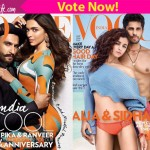 Deepika Padukone and Ranveer Singh or Alia Bhatt and Sidharth Malhotra - who looked hotter on Vogue cover?