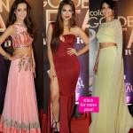 Golden Petal Awards 2016: Sanaya Irani, Mandana Karimi, Sana Saeed, Tanishaa - Here's a look at who scorched the red carpet!