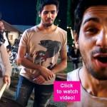 Sidharth Malhotra found Alia Bhatt's drum roll F**k ALL - watch video!