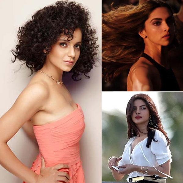 Kangana Ranaut REACTS to Priyanka Chopra, Deepika Padukone's Hollywood projects!