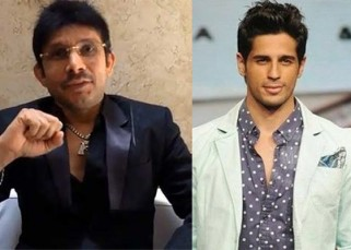 Shocking: Kamaal R Khan threatens to beat Sidharth Malhotra black and blue