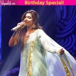 Birthday Special: Top 5 evergreen songs of Shreya Ghoshal from Deewani Mastani to Jaadu Hai Nasha Hai!