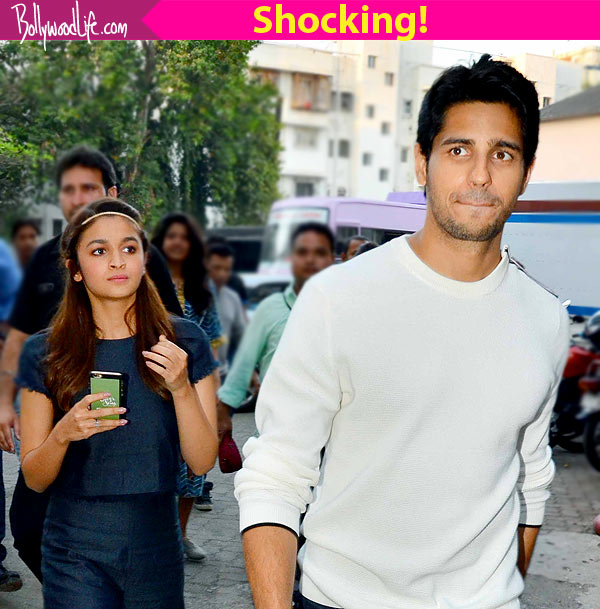 Really Sidharth Malhotra Got Into An Ugly Fight With Alia Bhatts