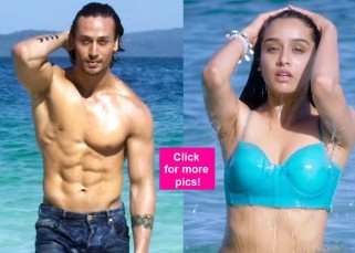7 moments from Tiger Shroff and Shraddha Kapoor's Baaghi trailer that will make your jaw drop to the ground!