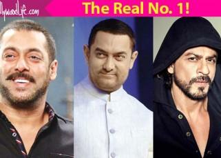 Breaking: Aamir Khan is more popular than Salman Khan and Shah Rukh Khan in Bangalore!