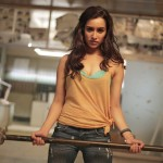 Shraddha Kapoor gets into kick-ass mode for Baaghi --view pics!