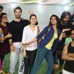 Ssharad Malhotra, Shakti Arora, Neha Saxena, Naman Shaw at Kolkata Babumoshayees net session – view pics!