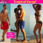 Taylor Swift and Calvin Harris' tropical escapade will make you ENVY the happy couple - view pics!