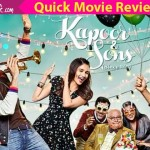 Kapoor & Sons quick movie review: Fawad Khan, Sidharth Malhotra and Alia Bhatt's story is predictable yet beautiful as a narrative!