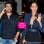 Malaika Arora Khan SPOTTED chilling with hubby Arbaaz Khan amidst divorce rumours - view HQ pics!