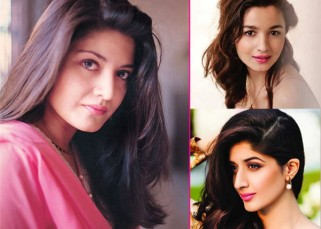 Alia Bhatt or Mawra Hocane - who do you think would be the BEST choice for Nazia Hassan biopic?