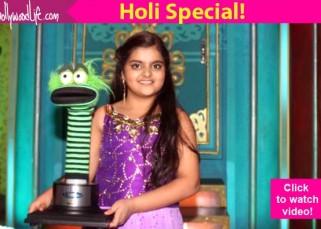 India's Best Dramebaaz 2 winner Swasti Nitya talks about how she celebrates Holi!