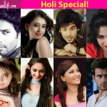Rubina Dilaik, Niti Taylor, Manish Goplani, Tanya Sharma talk about Holi!