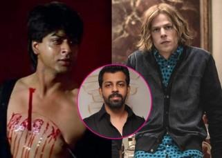Bejoy Nambiar feels Jesse Eisenberg's Lex Luthor is a lot like Shah Rukh Khan's Darr act!