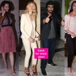 Kangana Ranaut, Arjun Kapoor, Sonakshi Sinha, Courtney Love attend Holi bash at Manish Malhotra's residence!