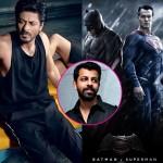 Bejoy Nambiar's tweet inspires Shah Rukh Khan to watch Batman v Superman: Dawn of Justice!