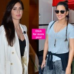 When Sonakshi Sinha and Katrina Kaif floored us with their uber style!