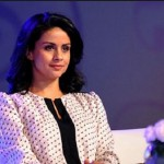 Gul Panag's husband is back from Brussels!