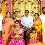 Chiranjeevi's daughter Srija ties the knot with childhood sweetheart!