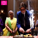 This is how Amitabh Bachchan celebrated his National Award win - view pics!