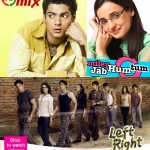 Arjun Bijlani's Left Right Left, Karan Wahi's Remix, Sanaya Irani's Miley Jab Hum Tum - Top 10 PEPPY theme songs on Indian TV!