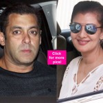 Sangeeta Bijlani accompanies Salman Khan to meet Arpita Khan's baby Ahil - view HQ pics!