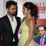 Mohammad Azharuddin blames press for being the villain in Virat Kohli and Anushka Sharma's love story!