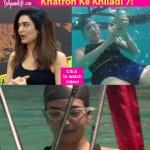 Khatron Ke Khiladi: Arjun Bijlani, Mouni Roy, Radhki Madan conquered their FEARS in this special episode!