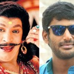 Yay! Vadivelu to share screen space with Vishal in Kathi Sandai!
