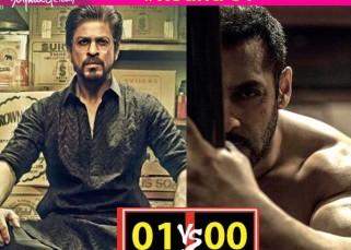Shah Rukh Khan's Raees BEATS Salman Khan's Sultan in ROUND ONE!